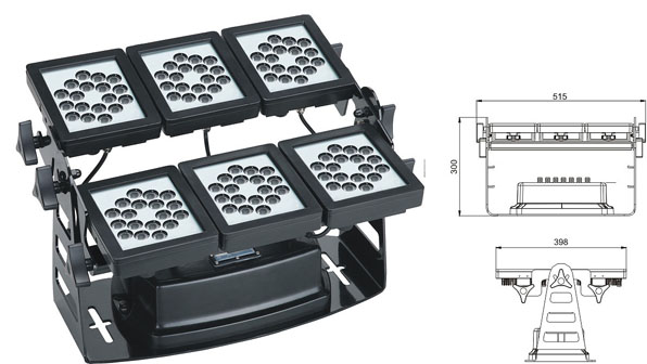 Led drita dmx,Dritat e rondele me ndriçim LED,SP-F310A-36p, 75W 1, LWW-9-108P, KARNAR INTERNATIONAL GROUP LTD